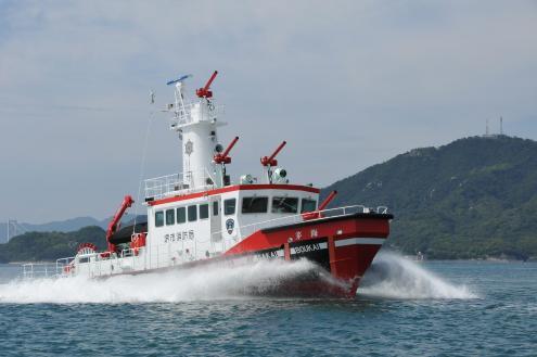 消防艇(茅海)