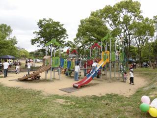 遊具のある公園 堺市
